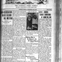 The Dawn of Tomorrow, 1924-09-06, vol. 2, no. 9