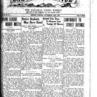 The Dawn of Tomorrow, 1925-11-14, vol. 3, no. 10