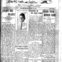 The Dawn of Tomorrow, 1925-08-01, vol. 3, no. 2