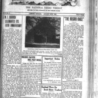 The Dawn of Tomorrow, 1924-08-30, vol. 2, no. 8