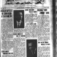 The Dawn of Tomorrow, 1923-09-15, vol. 1, no. 10