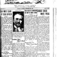 The Dawn of Tomorrow, 1925-10-03, vol. 3, no. 8