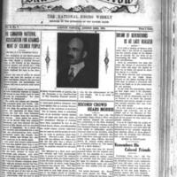 The Dawn of Tomorrow, 1924-08-23, vol. 2, no. 7