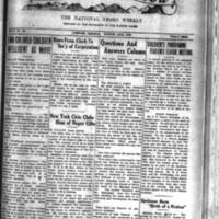 The Dawn of Tomorrow, 1925-03-14, vol. 2, no. 30