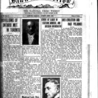 The Dawn of Tomorrow, 1925-08-22, vol. 3, no. 5