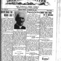 The Dawn of Tomorrow, 1925-11-28, vol. 3, no. 11