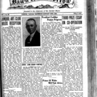 The Dawn of Tomorrow, 1924-01-12, vol. 1, no. 26