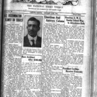 The Dawn of Tomorrow, 1925-01-10, vol. 2, no. 25
