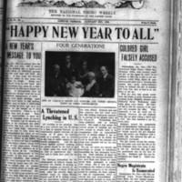 The Dawn of Tomorrow, 1925-01-03, vol. 2, no. 24