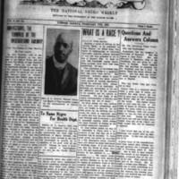 The Dawn of Tomorrow, 1925-02-07, vol. 2, no. 28