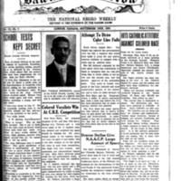 The Dawn of Tomorrow, 1925-09-19, vol. 3, no. 7