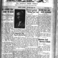 The Dawn of Tomorrow, 1925-01-24, vol. 2, no. 26