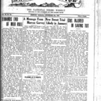 The Dawn of Tomorrow, 1925-12-05, vol. 3, no. 12