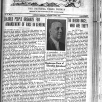The Dawn of Tomorrow, 1924-08-16, vol. 2, no. 6