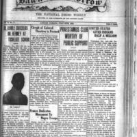 The Dawn of Tomorrow, 1924-07-26, vol. 2, no. 3