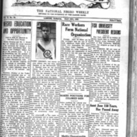 The Dawn of Tomorrow, 1925-05-02, vol. 2, no. 33